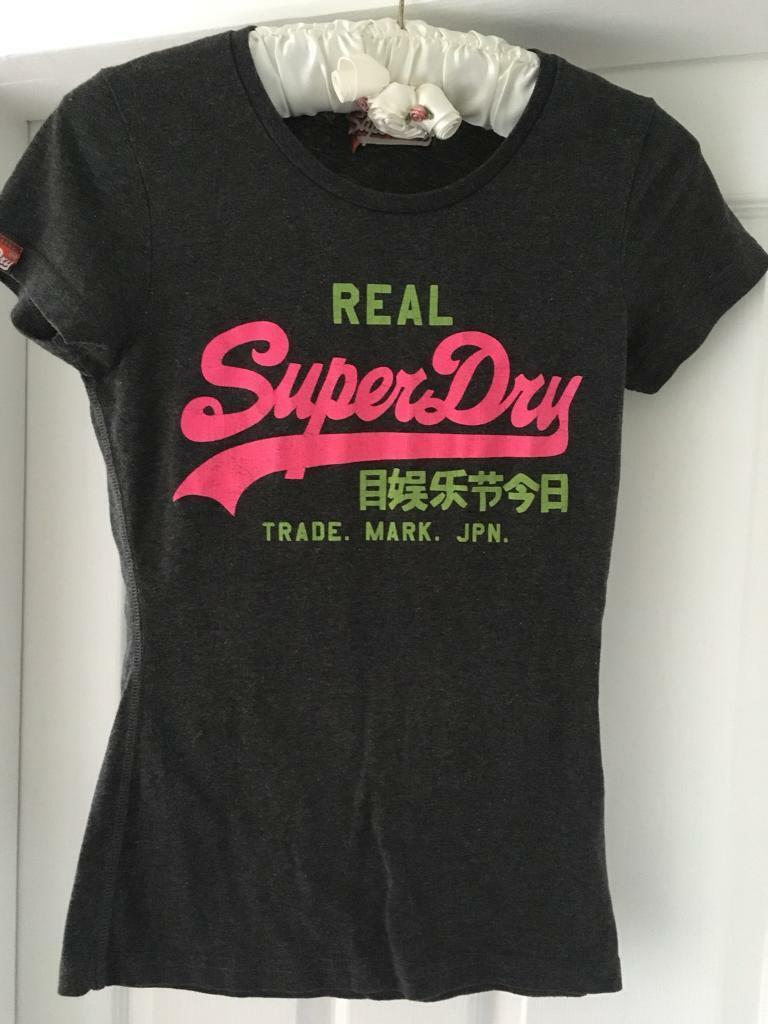 SuperDry XS Tee-shirt