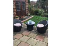 Rattan Garden Furniture - Sevenoaks