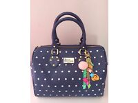BRAND NEW PAULS BOUTIQUE LIMITED EDITION POLKA DOT MOLLY BAG - £43 - RRP £65