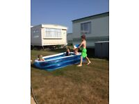 CARAVAN TO RENT ON A 5star SITE IN DYMCHURCH FROM £50per night(NO PETS)