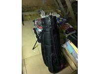 Golf Clubs & Bag for Sale - £50 - Very Good Condition