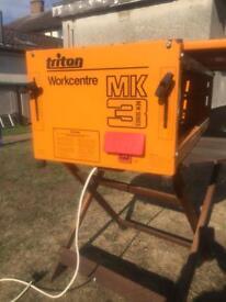 Triton Mark 3 workcentre .