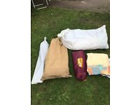 REDUCED to £100 Cabannon Andorra Polycotton house tent with extra sun porch