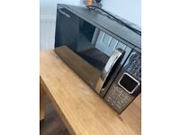 Russel Hobbs microwave and grill