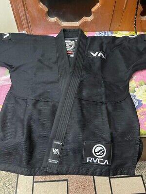 Jiu Jitsu BJJ Gi Brazilian Kimono Brand New Gis Black A1 Size With Tag Card