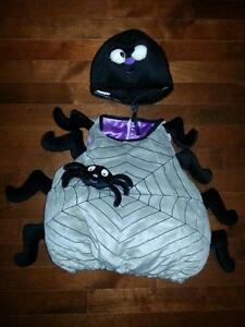 Spider Costume Size 0-6 mnths Excellent Condition Gatineau Ottawa / Gatineau Area image 1