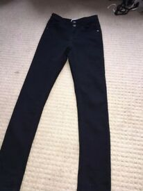 black jeans, age 13, new look
