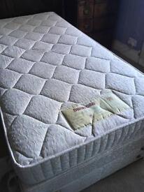 Dunlopillo Royal Sovereign twin beds