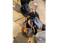 Three sets of brand new golf sets