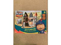 Mike the Knight gatehouse playset + free jigsaw!