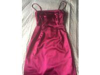 Rose Pink Coast Dress Size 12