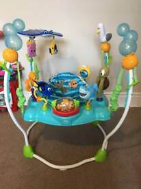 Disney Baby Finding Nemo Sea of Activities Baby jumperoo