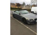 BMW 630i m-sports convertible 2007 Px Welcome