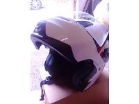 GSB Flip Front Motorcycle Helmet