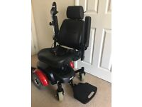 DRiVE Powerchair/Electric Wheelchair, 1 year old, Hardly used, Perfect Working Order, Free Delivery