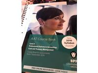 BBP AAT course book cash and treasury