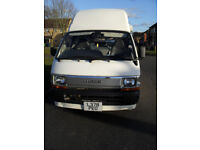 1993 Toyota Hiace 2.8 Diesel Automatic with Overdrive High-Top 4 Berth Campervan / Motorhome
