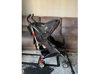 Maclaren BMW buggy , black , good condition