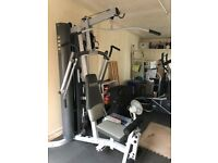 Sparingly used multi gym for sale
