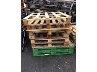 Wooden pallets /fire wood. FREE
