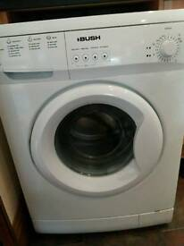 Bush 7kg washing machine 21 months old. (SPARES OR REPAIR)