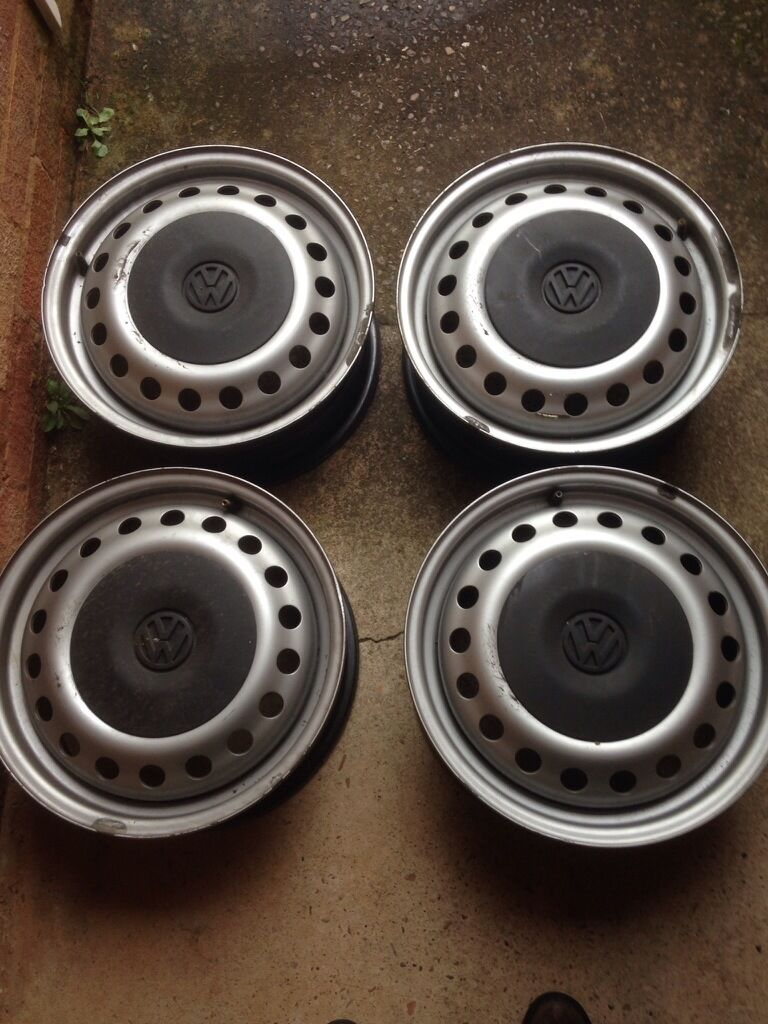 Vw T4 Steel Wheels In Exeter Devon Gumtree