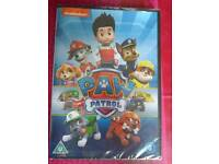 Paw patrol dvd sealed new