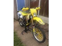 2009 Suzuki RM 125 road legal not ktm cr yz Kx gilera