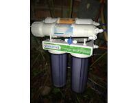 Osmotics Reverse osmosis Professional Water Filter (RODI unit)