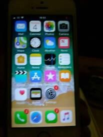 I phone5 s gold 32gb