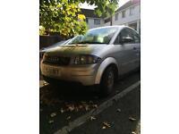Audi a2 tdi cat c