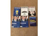 Accounts books