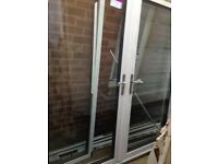 upvc french doors brand new 6 keys still in wrapper £250