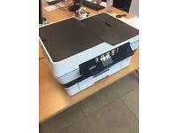 Brother MFC-J672ODW colour ink-jet printer