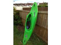 Pyranha s8 kayak