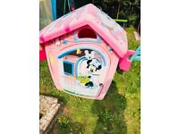 Minnie Mouse Wendy house