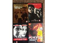 DVD JOB LOT x 4 Mission Impossible 2 / The lost Boys / Boyz n the hood/ Conspiracy Theory