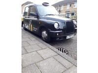 LONDON TAXI TX4 FOR RENT.