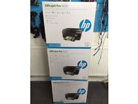 Joblot 4 HP OfficeJet Pro 6830 Faulty Printers, all boxed and as new