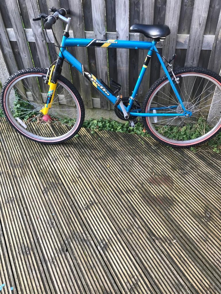 26 Apollo bike