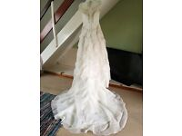 Amelie Wedding Dress size 8