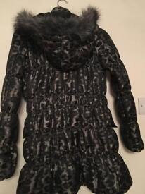 Padded ladies coat
