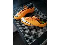 Boys Nike mercurial blade football boots
