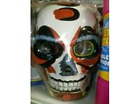 Fancy Dress, Halloween, Skull Mask