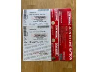 2x Tickets, Taylor Swift, Manchester 8th June 2018