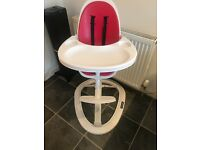 Ickle bubba highchair