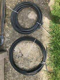 Electric armour cable