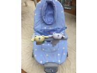 baby bouncy chair - Mamas & Papas Melino deluxe activity cradle