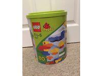 Lego Duplo building bricks
