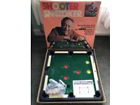 Sid James - Shooter Snooker Game - 2 off